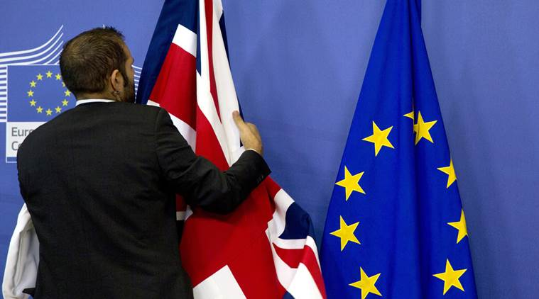 Britain EU View From The Continent